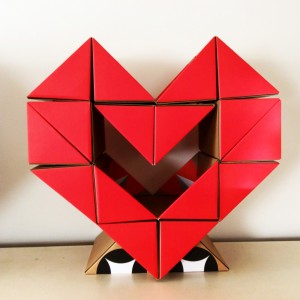 qbox red heart