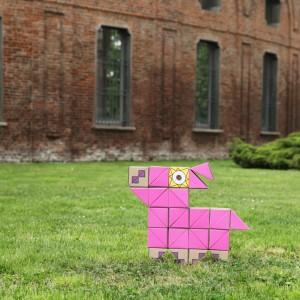 Qbox game perrito Milán