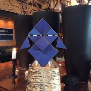 Qbox game burro azul pascua
