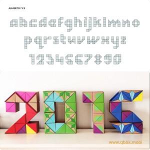 Qbox game abecedario números 2015