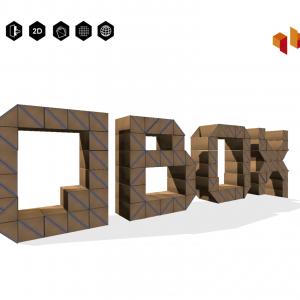 Letrero Qbox Letras