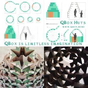 QBox Talleres de Arquitectura: Castillos, cúpulas, cabañas...todo es posible!