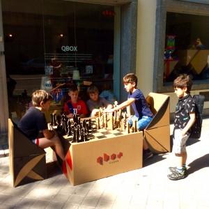 ajedrez qbox 2