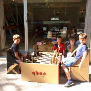 ajedrez qbox 5